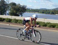Nic Ward racing Canberra HIM